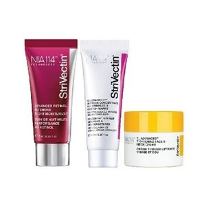NEW Strivectin Bestselling Travel Trio